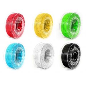 Набор ABS+ пластика 1.75 мм для 3D печати - 6 катушек