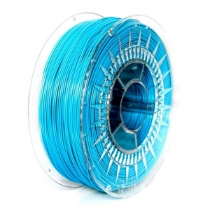 PET G 1.75 мм Блакитний Пластик Для 3D Друку Devil Design (Польща)