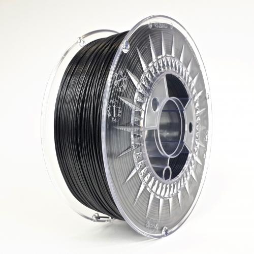 PLA 1.75 мм Чорний GALAXY Пластик Для 3D Друку Devil Design (Польща)