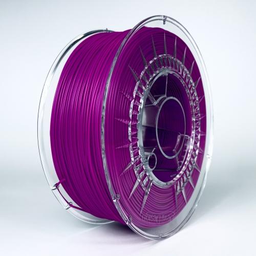 PLA 1.75 мм Пурпурний Пластик Для 3D Друку Devil Design (Польща)