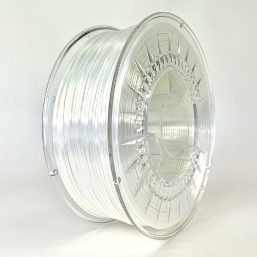 PLA SILK пластик для 3D-принтера 1.75 белый Devil Design
