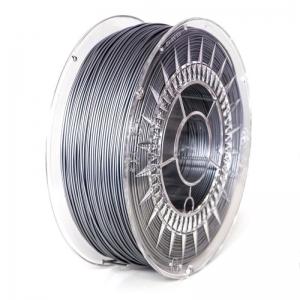 ABS+ 1.75 мм Сріблястий Пластик Для 3D Друку Devil Design (Польща)