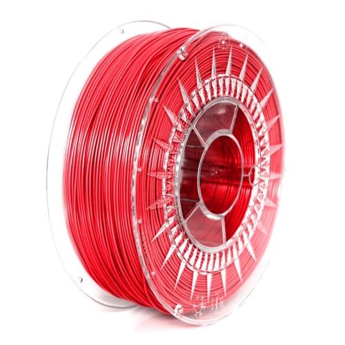 PLA пластик 1.75 мм красный Devil Design (Польша)