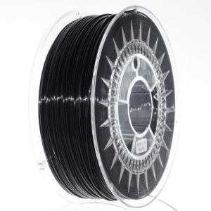 PET G 1.75 мм Чорний Пластик Для 3D Друку Devil Design (Польща)