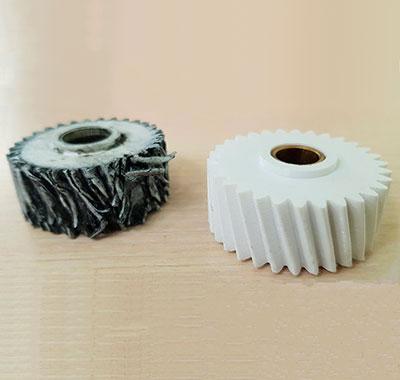 Шестерня кухонного комбайна на 3D принтері