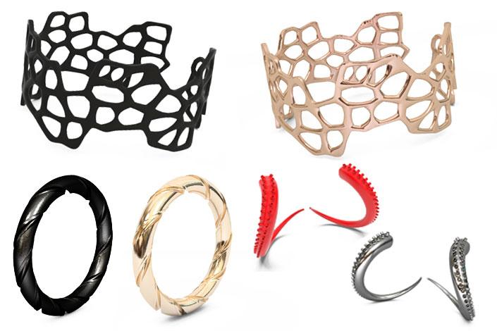 3D друк ювелірних виробів для професіоналів