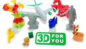 Печатаем 3D