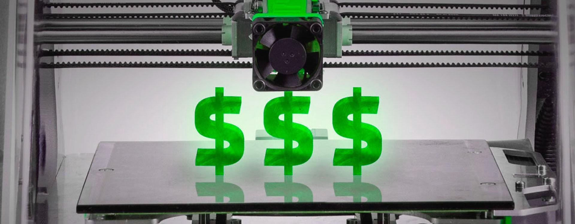 Как заработать на 3D-печати?