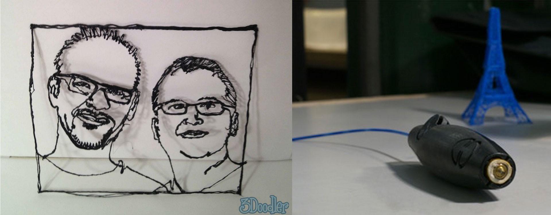 История 3D-ручки
