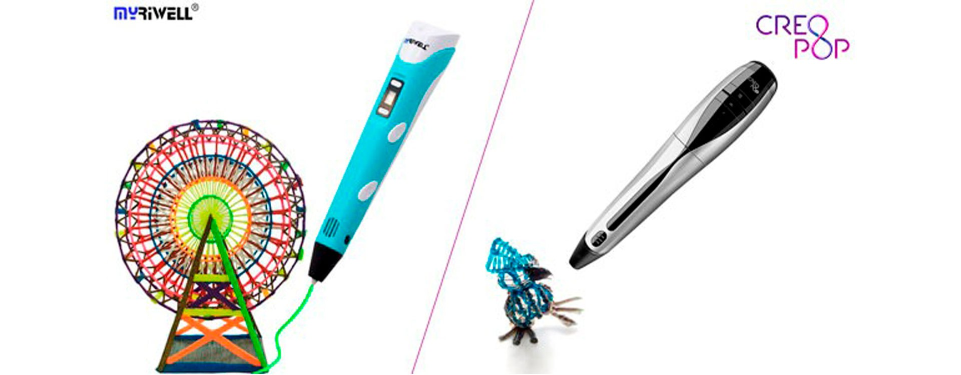 Что такое 3D-ручка и как она работает?